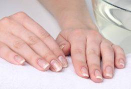 борьба со слоением ногтей