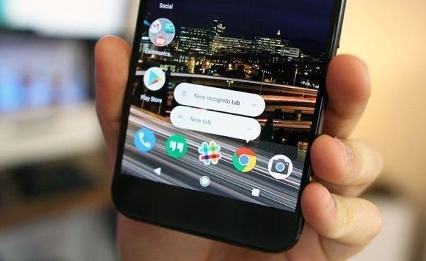 Мобильная версия Chrome