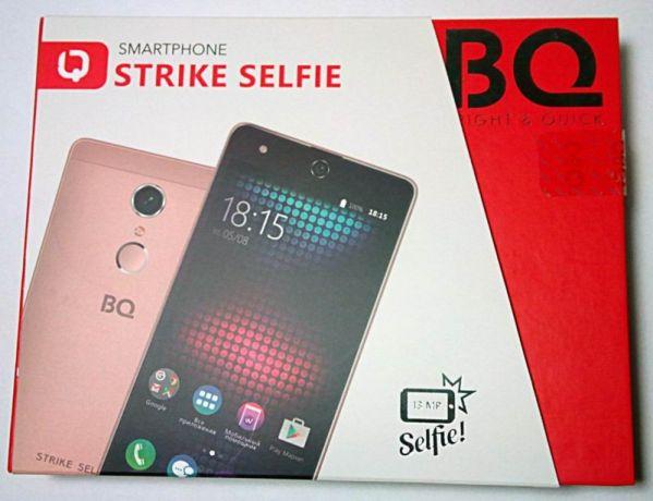 BQ Strike Selfie