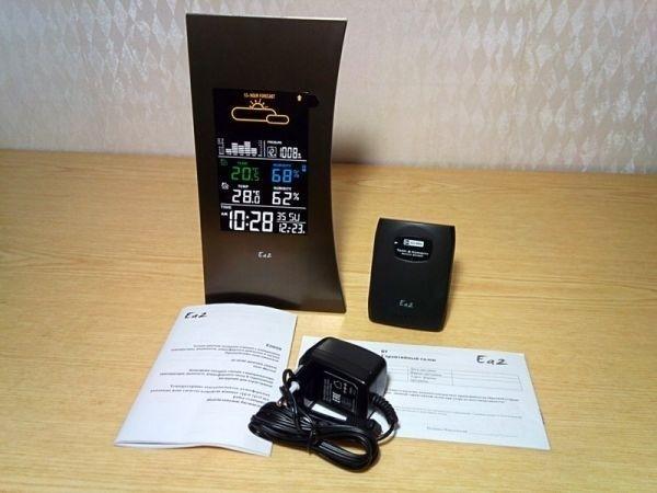Комплектация Ea2 EDGE ED609