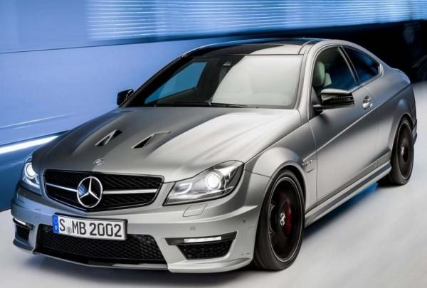 Mercedes C63 фото