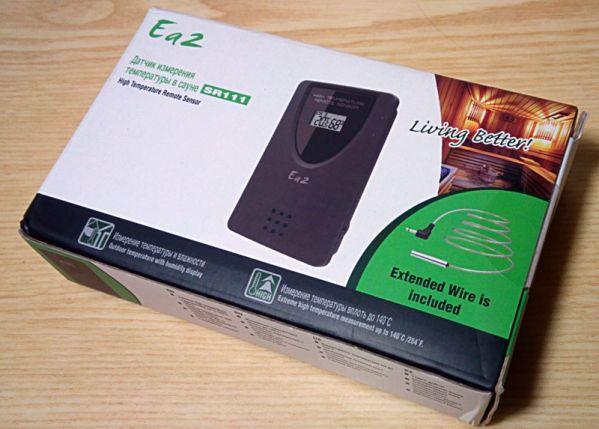 Упаковка датчика Еа2 SR111
