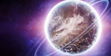 Планета с рубиновыми и сапфировыми облаками