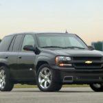 Обновленный Chevrolet TrailBlazer 2012