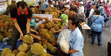 Фестиваль дуриана