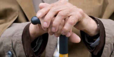 ограбили пенсионера