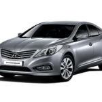 Новый Hyundai Grandeur (Azera) 2017 (цена, фото)