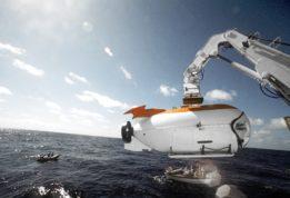 ученые ждут глубоководного робота