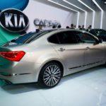 KIA Cadenza / K7 2013: цена, фото, характеристики