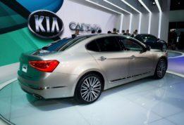 KIA Cadenza/K7