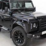 Land Rover Defender 90 2012: цена, фото, характеристики