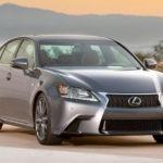 Обновленные Lexus GS 200t, 350 и 450h 2016 (фото, цена)