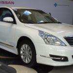 В Японии показали Nissan Teana 2013 года