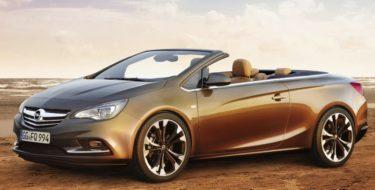 кабриолет от Opel