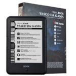 ONYX BOOX Vasco da Gama: современный ридер с сенсорным экраном