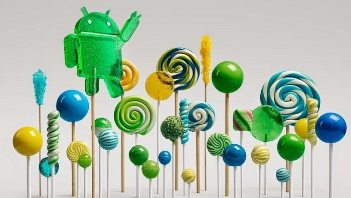 ОС Android 5.0 Lollipop