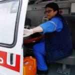 Пациент избил бригаду скорой помощи, прибывшую к нему по вызову
