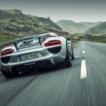Porsche 918 Spyder 2015 в России по цене от 48 млн. рублей