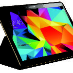 Обзор планшета Samsung Galaxy Tab S 10.5 LTE