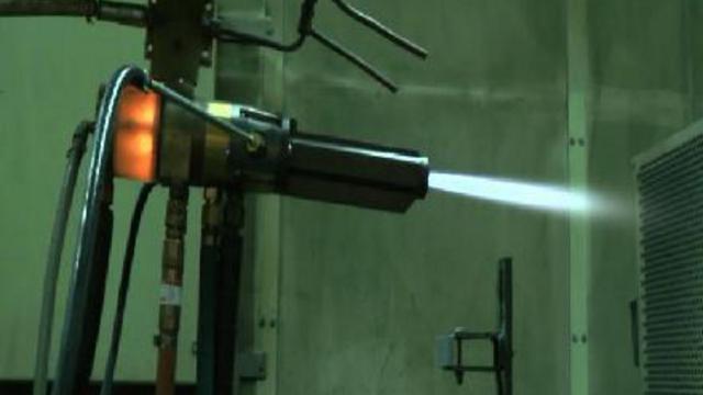 Технология сверхзвукового напыления