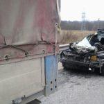 Ужасное ДТП на Киевщине: трое пострадавших