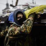В Киеве покончил с жизнью участник АТО