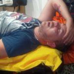 В Киеве жестоко избили волонтера АТО