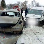 Жуткое  ДТП во Львове: столкнулись три авто, есть погибшие