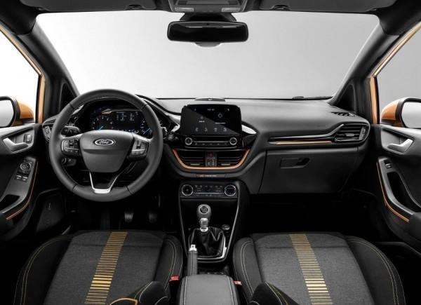 Форд Фиеста 2017-2018