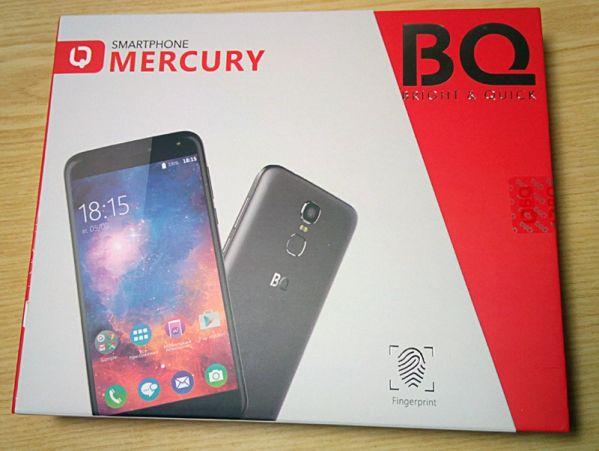 Коробка с Mercury