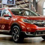 Цены на кроссовер Honda CR-V в 2015 году