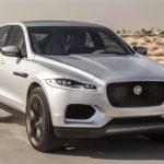 Новый кроссовер Jaguar F-Pace (фото, цена)