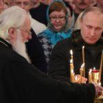 Российских студентов заставляют посещать лекции о вере в Путина