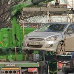 В Уральске на аукционе продадут машину злостного нарушителя ПДД