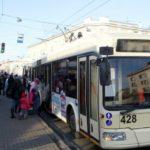 МК: к 2018 году в столице останется не более 200 троллейбусов