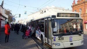 столичные троллейбусы