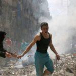 «Они убивают всех»: жители Алеппо умоляют мир спасти их от русских