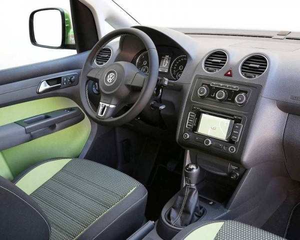 Volkswagen Caddy Cross 2013