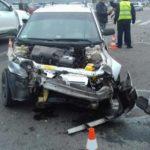 ДТП с пострадавшим в Харькове: столкнулись четыре авто