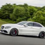 Новые седан и универсал Mercedes-Benz C63 AMG 2015