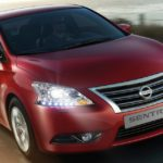 Новый седан Nissan Sentra для России