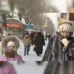 Сильные морозы ждут москвичей ближайшей ночью