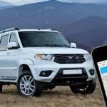 «УАЗ Патриот» обучат работать с Android и iOS