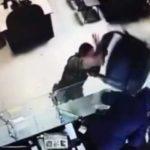 Неизвестные ограбили букмекерскую контору в центре столицы