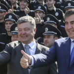 Порошенко и Саакашвили проводят время на Мальте