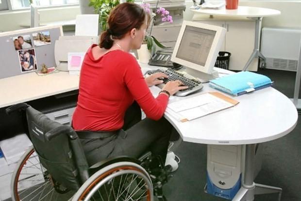 рабочие места для инвалидов