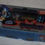 Sega Genesis Gopher 2 – новая консоль для старых игр