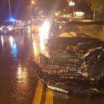 Масштабная авария под Киевом: разбиты три иномарки