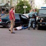 Стрельба в Киеве: копы «повязали» банду автоворов