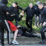 Во Львове произошла массовая драка: появились новые подробности